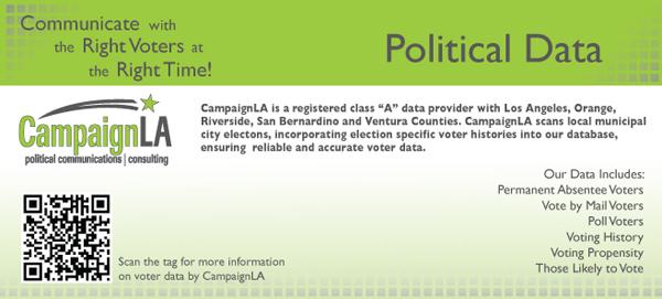 voter data